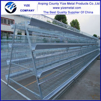 china manufacturer layer battery chicken cage for egg chicken