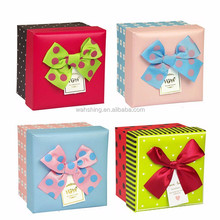Elegant high quality christmas apple box with competitive price