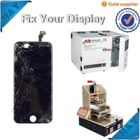 Front Glass Screen Repair For Iphone 4 4G 4S Lens LCD front Glass Replace service