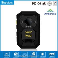 360 degree clp rotation police camera cop camera 1080p body security camera