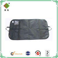 custom printed Non-woven suit cover garment bag with handle wholesales