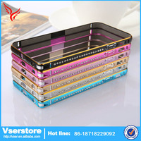 Metal mobile phone cover for iphone 5 5s aluminum cell phone cases covers alibaba China wholesale price