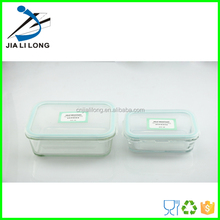 firm glass yogurt container ,breakage-proof , for home