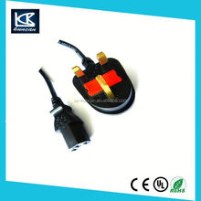 BSI approved h03vvh2-f 2X0.75mm2 in power Cables h05vv-f 3g1.0mm2 power cords
