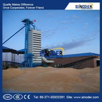 We focus on plant seeds dryer machinery! batch drying Wheat Maize Corn Rice Beans sunflower seeds by crops seeds dryer