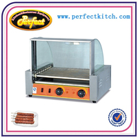 Hot Sale Rolling Hot-dog Grill With 9 Rollers EH-209
