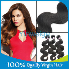 2014 hot selling Alibaba express brazilian virgin hair remy shark pony tail hair