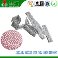 Food Grade 1g Silica gel sachet strip roll desiccant
