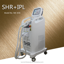 SHR permanent hair removal ipl,fast effective without any pain