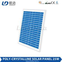 Linkdata Poly-Crystalline 25W Solar Panel