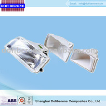fiberglass BMC lighting reflector, auto parts