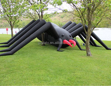 Giant inflatable spider inflatable animal models for halloween