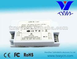 40W led dimming driver for RGB LED light
