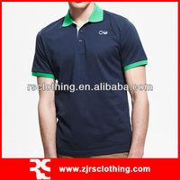 Mens High Quality Polo T Shirt Cotton Polo T-Shirt