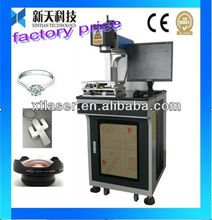 for carbid tools 10w fiber laser marker machine