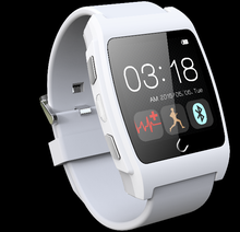 Joupie-Wholesale UWATCH UX Smart Watch with Heart Rate Monitor Latest Wrist Watch Mobile Phone