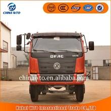 Dongfeng 122hp 4x2 2 toneladas diesel de camiones volquete( eq3042gdac), volcado de camiones para la venta, camiones de volteo