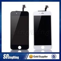 Original lcd glass replacement for iphone 6, bulk order in europe for iphone 6 digitizer, whosale supplier for iphone 6 lcd