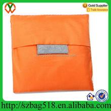 Orange New Reusable Storage ECO Friendly Polyester Shopping Travel Bag