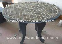 slate kitchen table