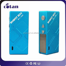 amazing e cig 50w box mod Smart Box 50w18650 battery vv vw mod Smart Box 50w on sale