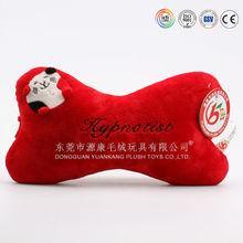 ICTI factory custom made soft plush decorative body cushion pregnancy pillow
