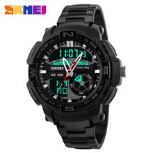 2015 skmei analoge digital watch instructions 1121