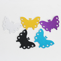 The butterfly shaped pet anti lost pet dog tag listing brand identity card listing