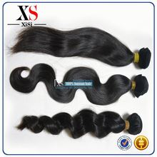 Grade AAAAA hot sale cheap virgin brazilian body wave hair hair extensions shanghai
