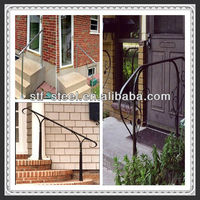 high quality new design stainless steel garden handrail design