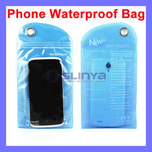 8 Different Sizes Waterproof Smartphone Bag for HTC ONE X iPhone
