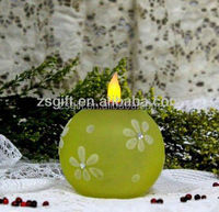 glass ball candle holder for home decoration