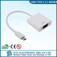 USB 3.1 to VGA Adapter Cable