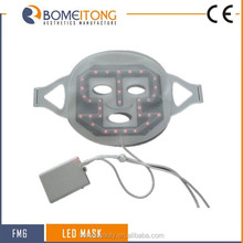 LED red light facial mask skin care product