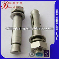 Stainless Steel anchor bolt weight