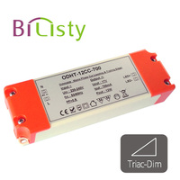 25W triac dimmable led driver phase cut isolated led down light driver