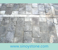 garden foot volcanic stepping stone for sale