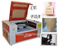 Portable and desktop logo laser engraving machine,laser cutter(SUNY-mini6040)