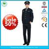 Top selling security guard uniform,design security guard uniform,security uniform design
