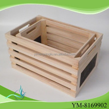 New design fashion low price small wooden crafts