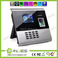 Fingerprint module TFT screen Linux TCP IP USB Auto Time Clocks and Data Collection Devices