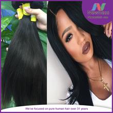cheap brazilian hair 3 bundles remy 100 % human hair straight can be dyed