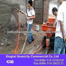 cheap Automatic mortar sprayer machine/machine plastering wall india russia