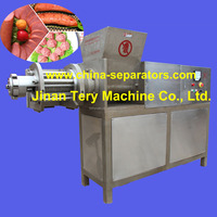 The Excellent Quality sausage making machine frozen boneless halal chicken breast chicken deboner