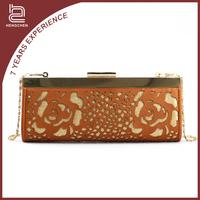 2015 new hot sale womens metal purse frame bag