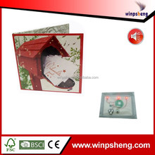 High Quality Led Light And Sound Module Of Music IC Chip For Greeting Card