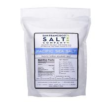 bottom gusset plastic bag for pacific sea salt