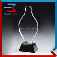 achievement glass trophy ,classical awards crystal
