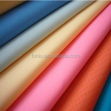 320T full dull poly pongee fabric for clothes