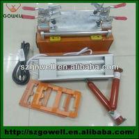 Lcd touch screen glass separator machine + Refurbishment Mould + 50M Wire line + UV LOCA Adhesive Glue+UV LCD Lamp